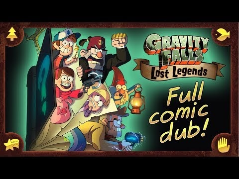 Gravity Falls Comic Season 3