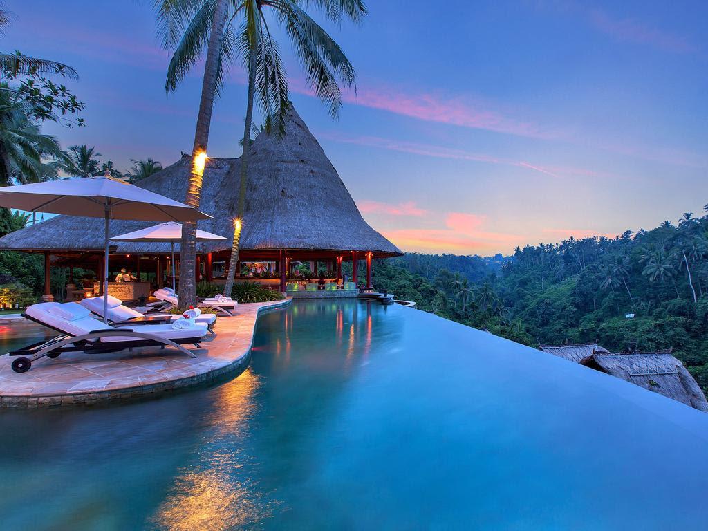 Luxury Hotels In Bali Wallpaper 1024x768 21626