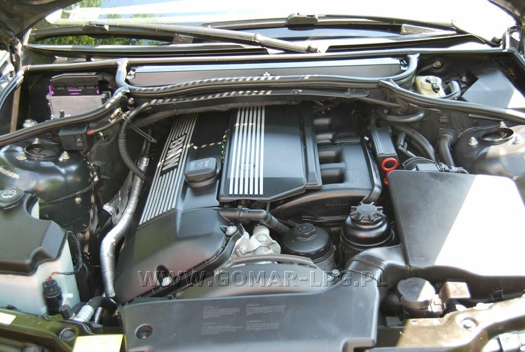 Bmw E46 330i M54 Lpg Gomar Lpg