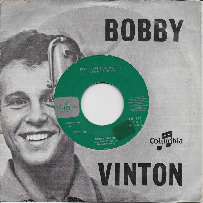 45cat Bobby Vinton Roses Are Red My Love You And I