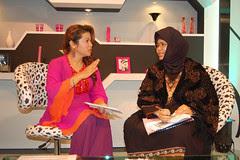 Interview ustazah Hatijah Aam dgn WHI-TV3