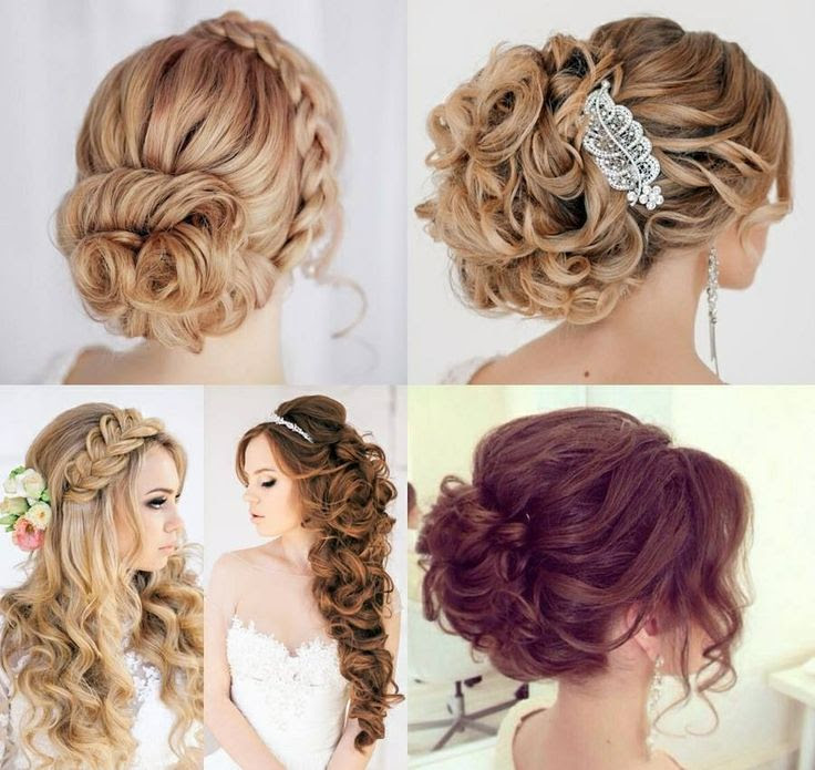 Fashion style Wedding Pinterest hair for girls
