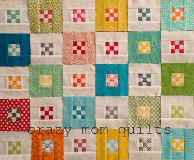 scrappy Saturday - crazy mom quilts