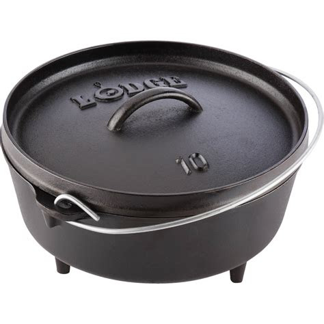 lodge mfg  lc lodge dutch oven family hardware