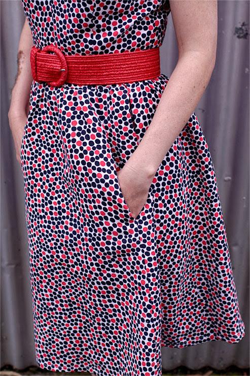 Spotty Dress #4