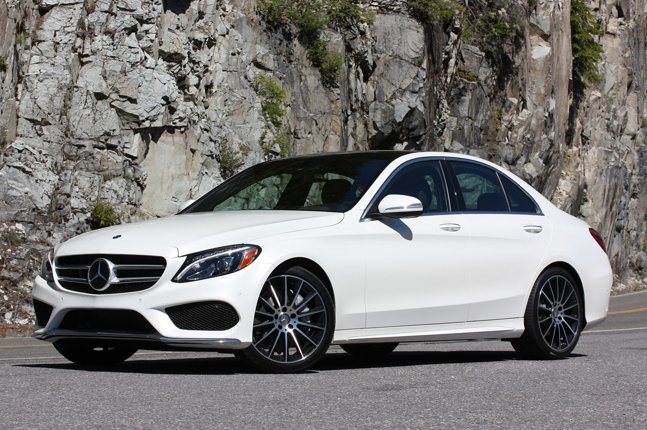 Mercedes-Benz C-Class named 2015 World Car of the Year ...