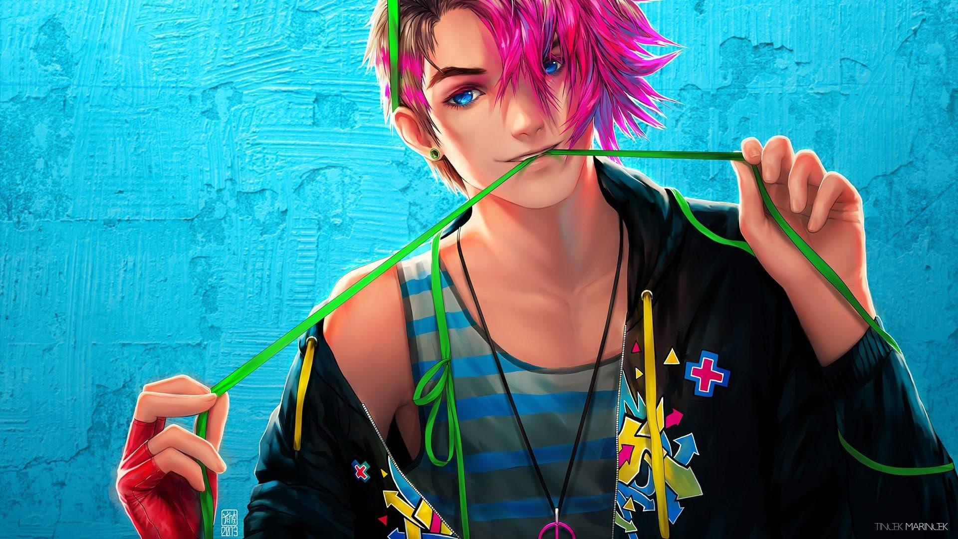 Anime Boy Wallpaper (66+ images)