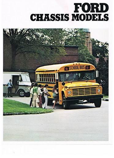 1979 FORD Classis Models (FDT-7916-1)