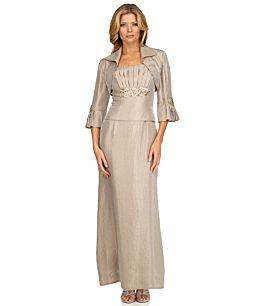 Xscape plus size evening dresses