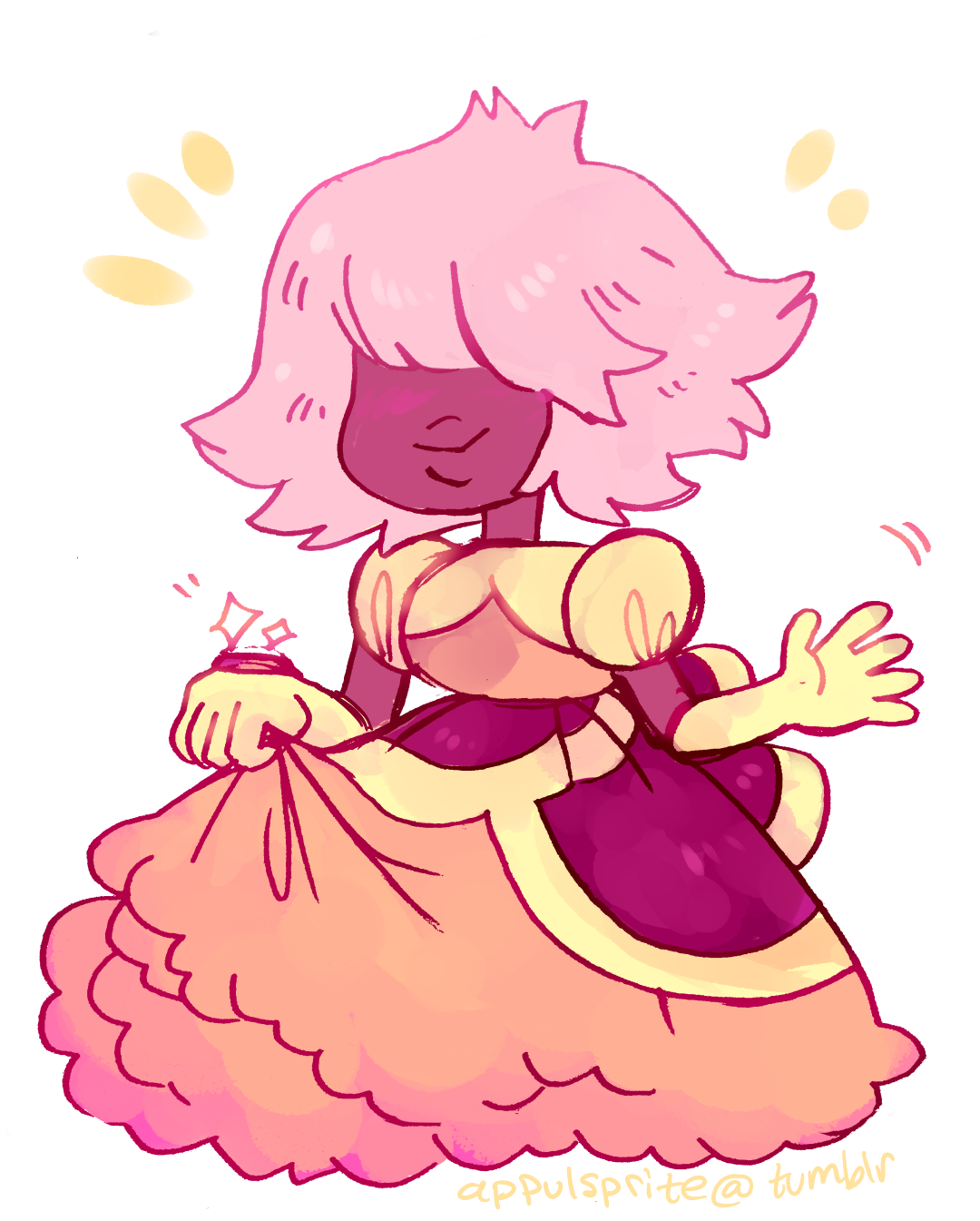 GUYS I LOVE HER SO MUCH I REALLY REALLY LOVE HER! hhhhh i love the others as well, so much, but wow! pad is so fantastic, what a beautiful cinnamon roll! thank you @crewniverse