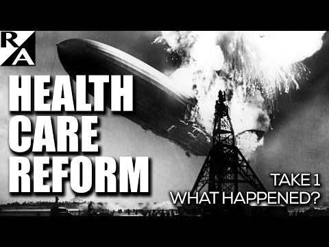 Why the republican health bill failed - Right Angle