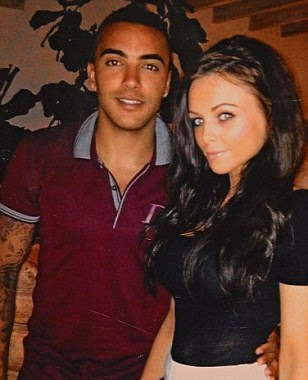 Footballer Danny Simpson 'caught throttling the mother of his child'
