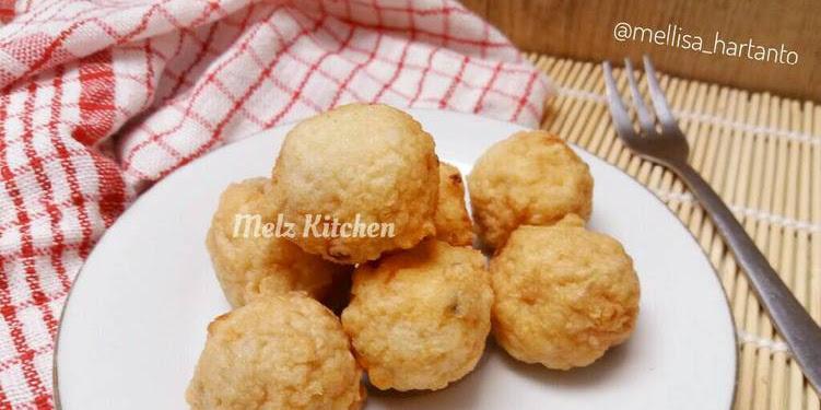 Resep Pempek Bulat (Adaan) Oleh Melz Kitchen