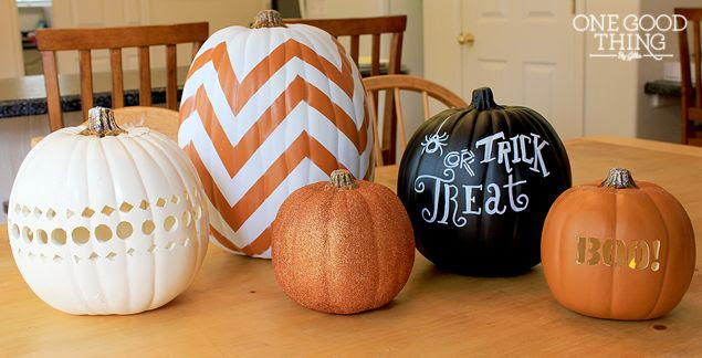 5 Simple DIY Pumpkins You Can Enjoy Year After Year!