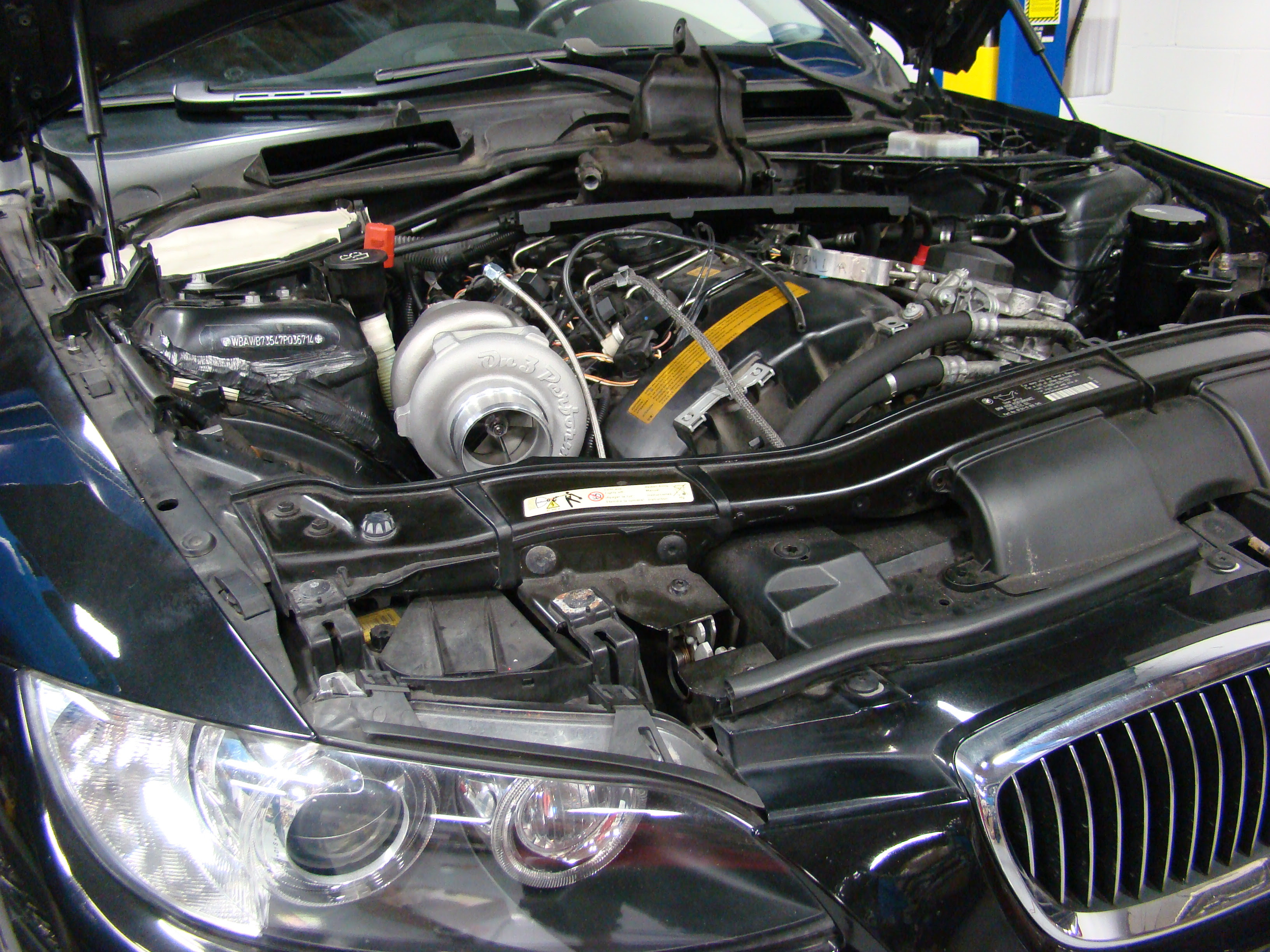87 INFO ON3 TURBO SYSTEMS