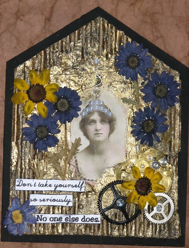 Mom Gothic Arch - #7 Cardboard 011