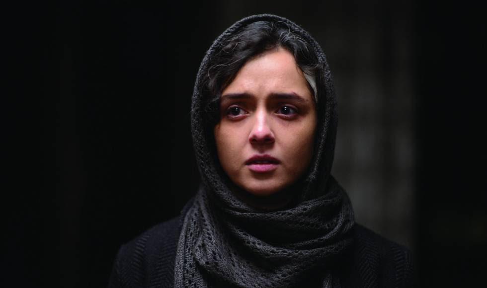Taraneh Alidoosti en 'El viajante'.