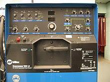 Gas tungsten arc welding - Wikipedia