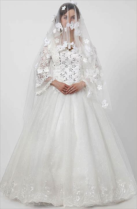 Christian Wedding Gowns: Top 10 Designs Of 2016