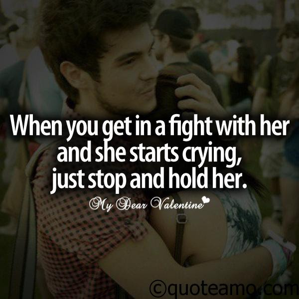 Beautiful Love Fight Quotes And Sayings Paulcong