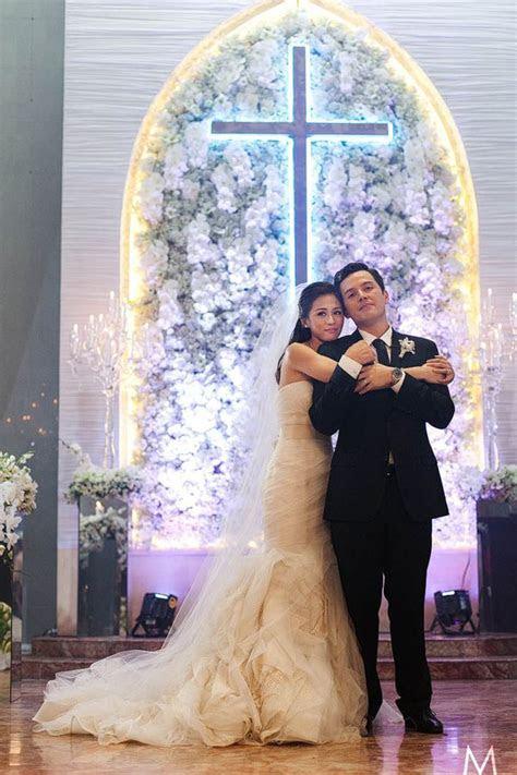 Celebrity Wedding: Toni Gonzaga and Paul Soriano Wedding