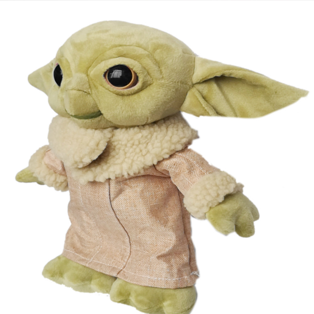 Baby Yoda Plush Toy Stuffed Soft Yoda Doll Toys Cartoon Plush Yoda Buy Baby Yoda Yoda Plush Toys Baby Yoda Plush Product On Alibaba Com