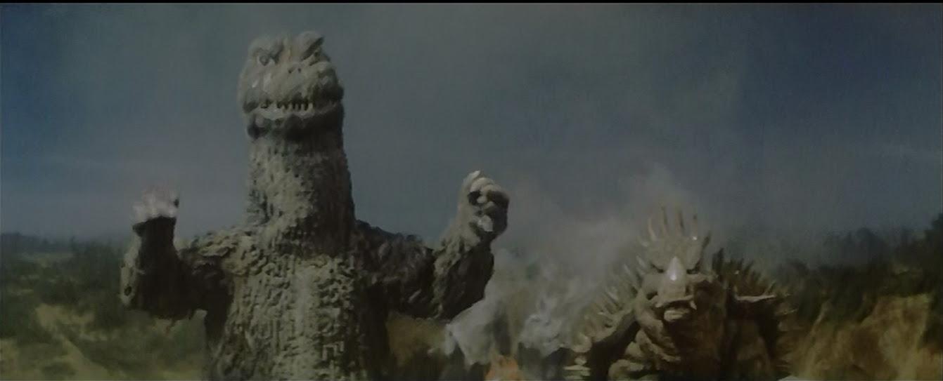 So a buddy-monster film