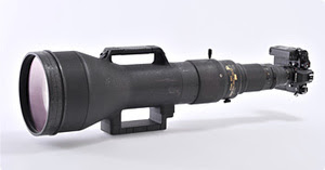The Insane Zoom Powers of the Legendary $75,000 Zoom-Nikkor 1200-1700mm Lens