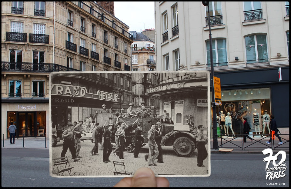 Golem13-Paris-Liberation-1944-ChateletRivoli