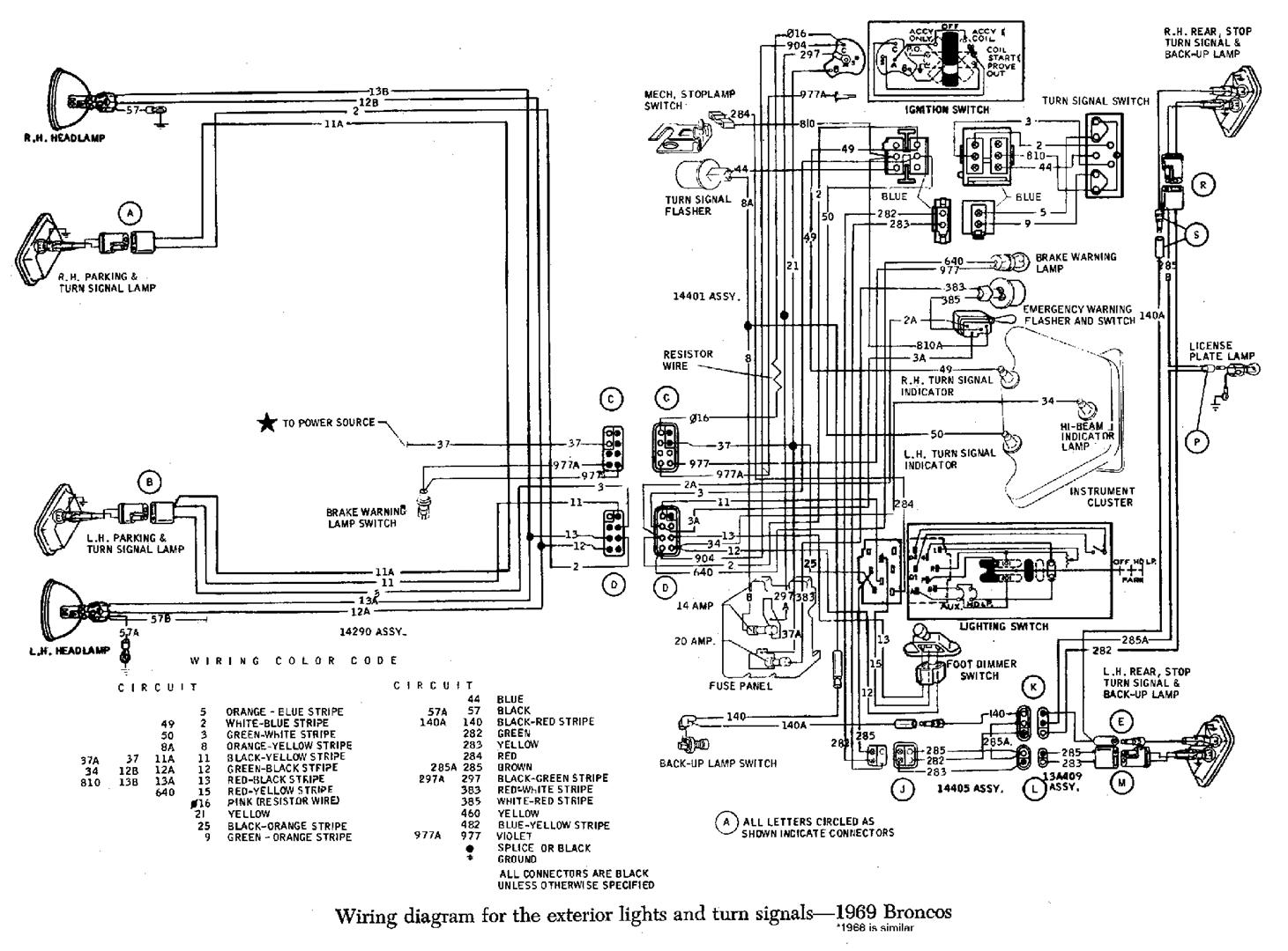 1969 Bronco Wiring Diagram 12 Volt Cigarette Lighter Receptacle Wire Diagram Power Poles Yenpancane Jeanjaures37 Fr