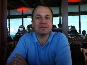 Douglas Soares, gerente executivo de Operações de Redes da TIM Nordeste (Foto: Divulgação)