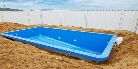 مسبح فيبر جلاس (معلومات كاملة)