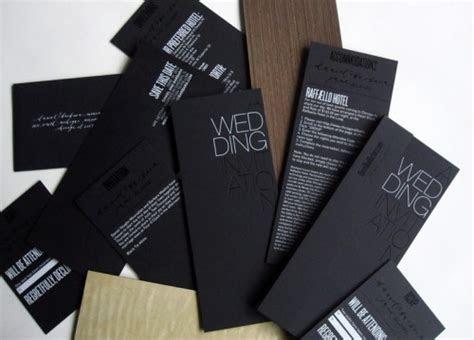 Black, Urban, Earthy Wedding Invitations   Once Wed