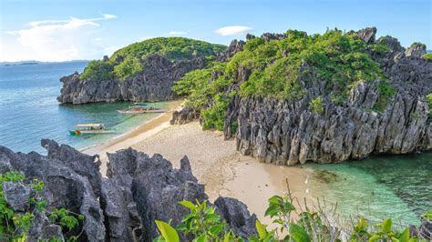 lahos island caramoan islands philippines photo lahos