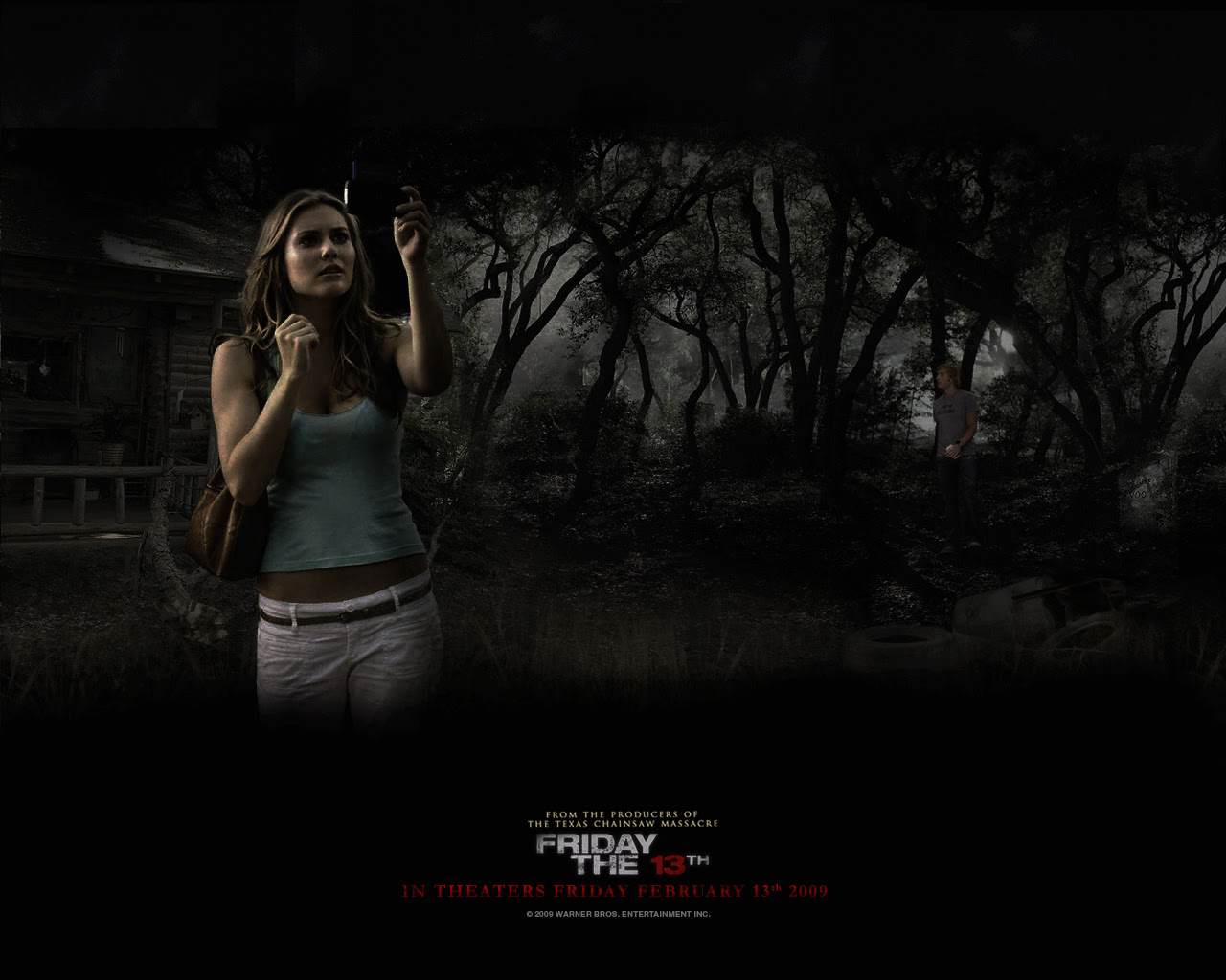 Friday The 13th Friday The 13th 2009 Wallpaper 3971568 Fanpop