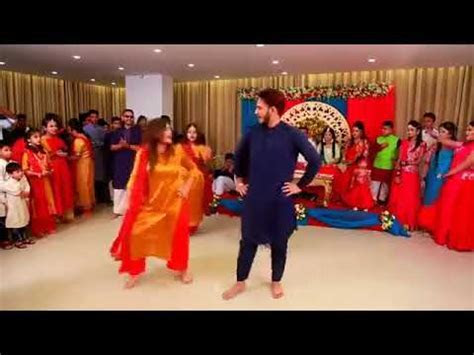 Siam Khan & Faria Wedding Dance Video   Funny moment