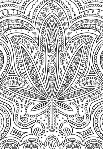 Trippy Cartoon Coloring Pages Coloring And Drawing