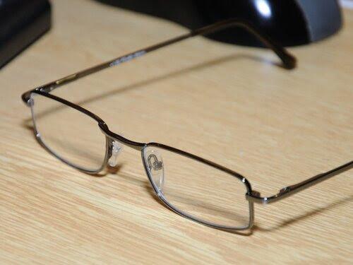 мои первые очки