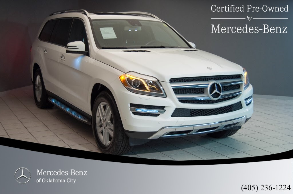 Mercedes Benz Gl Class cars for sale in Oklahoma