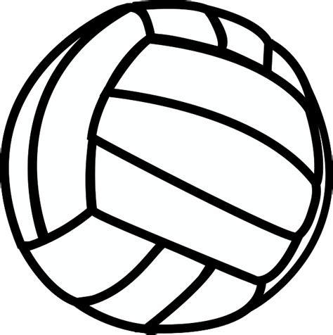 bola voli olahraga hitam gambar vektor gratis  pixabay
