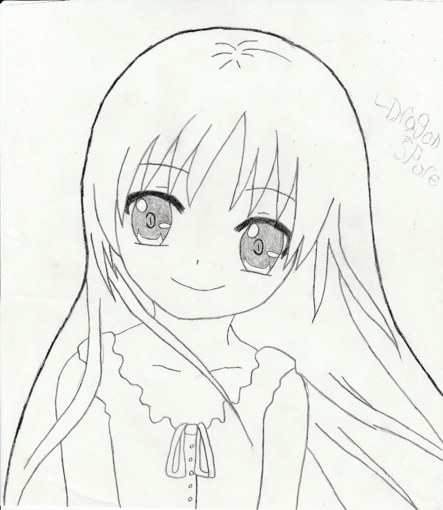 Crying Anime Girl Dr