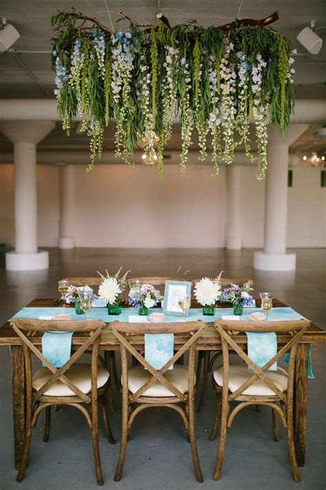Monet's Water Lily Bridal Inspiration