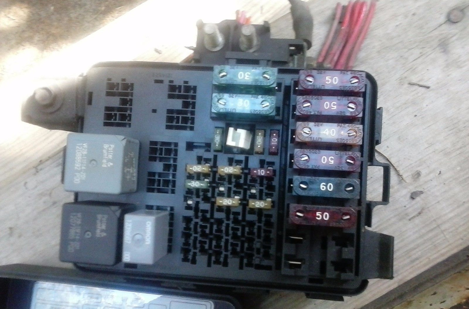 DIAGRAM 2007 Tahoe Fuse Box Removal FULL Version HD ...