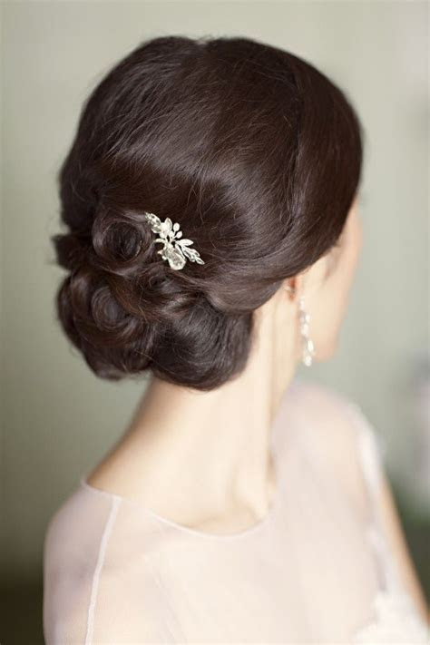 13 Most Popular Hairstyles For Reception   Updo, Wedding