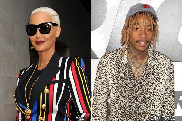 Amber Rose Would Like to Reconcile With Wiz Khalifa, Calls Him 'Love of My Life'
