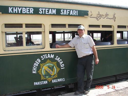 1076 - Khyber Steam Safari