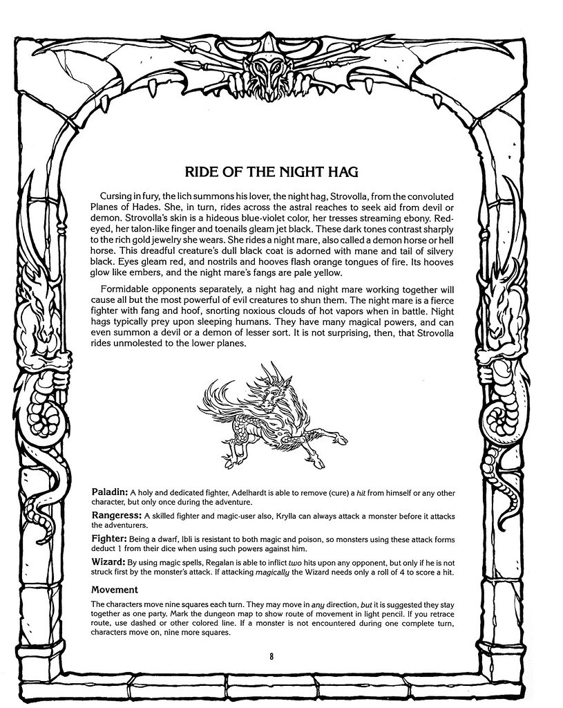 Official Advanced Dungeons and Dragons - Page 9