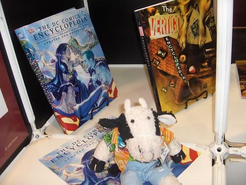 The DC Comics Encyclopedia (Updated) and The Vertigo Encyclopedia