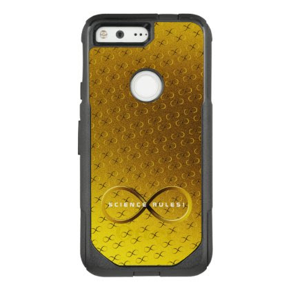 Science Rules | Infinity Geek OtterBox Commuter Google Pixel Case
