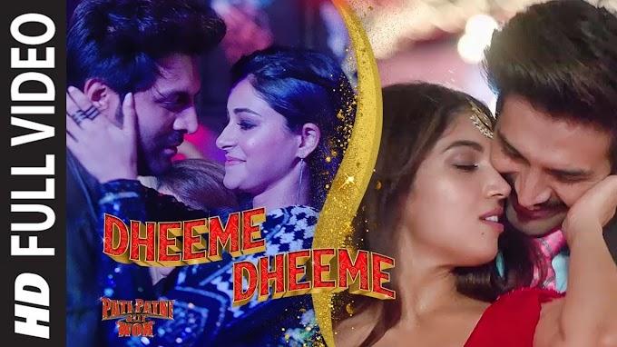 Dheeme Dheeme Lyrics - Pati Patni Aur Woh  Tony Kakkar, Neha Kakkar  LYRICSADVANCE
